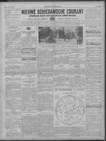 Nieuwe Schiedamsche Courant 1933-01-05