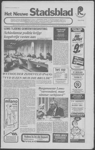 Het Nieuwe Stadsblad 1977-11-23