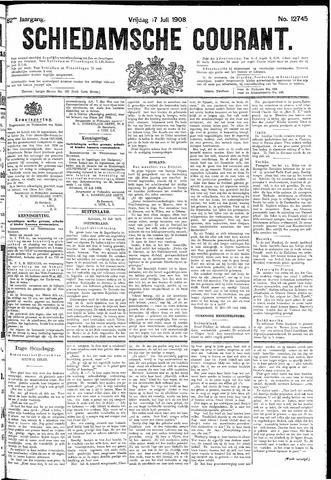 Schiedamsche Courant 1908-07-17