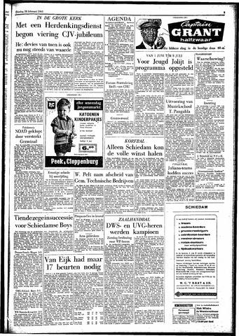 Rotterdamsch Parool / De Schiedammer 1961-02-28