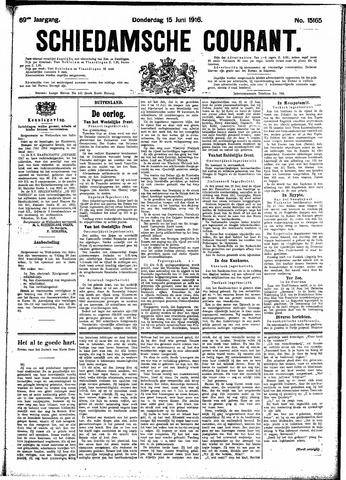 Schiedamsche Courant 1916-06-15