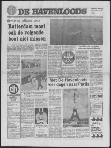 De Havenloods 1971-06-15