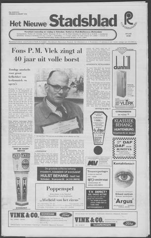 Het Nieuwe Stadsblad 1973-03-23