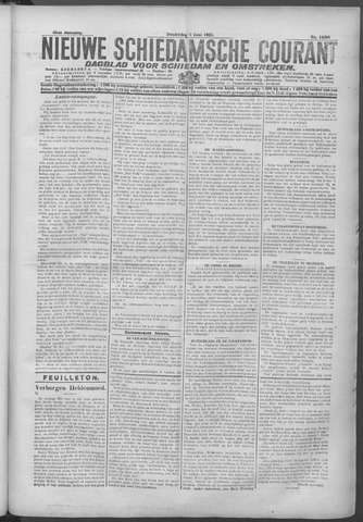 Nieuwe Schiedamsche Courant 1925-06-04