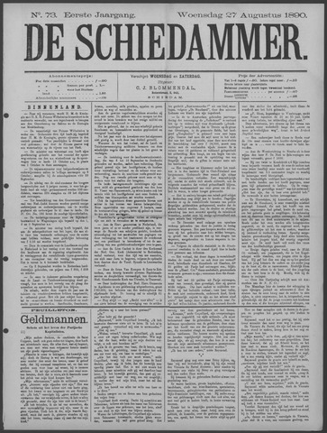De Schiedammer 1890-08-27