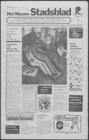 Het Nieuwe Stadsblad 1972-03-22