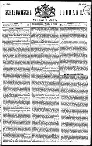 Schiedamsche Courant 1866-06-08