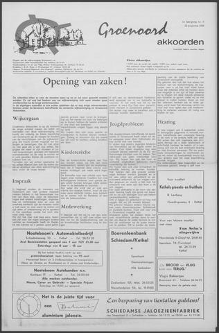 Groenoord Akkoorden 1968-08-22