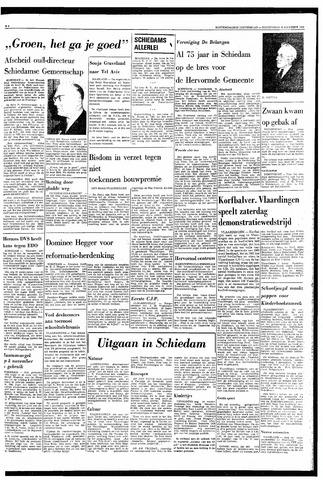 Rotterdamsch Nieuwsblad / Schiedamsche Courant / Rotterdams Dagblad / Waterweg / Algemeen Dagblad 1968-10-31