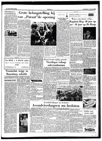 Trouw / De Rotterdammer 1962-06-09