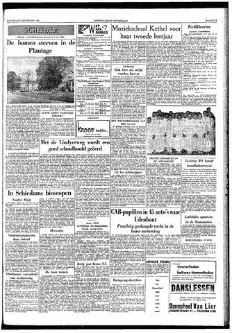 Rotterdamsch Nieuwsblad / Schiedamsche Courant / Rotterdams Dagblad / Waterweg / Algemeen Dagblad 1959-09-05