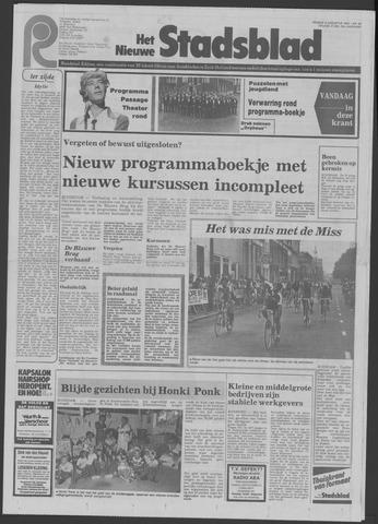 Het Nieuwe Stadsblad 1982-08-06
