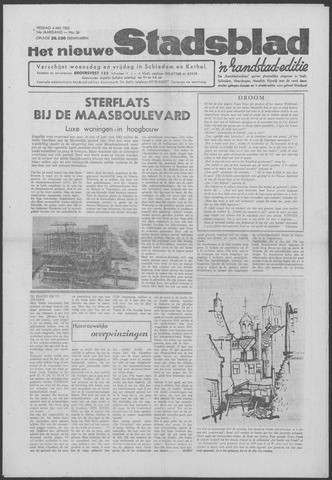 Het Nieuwe Stadsblad 1962-05-04