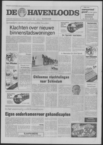 De Havenloods 1976-09-30