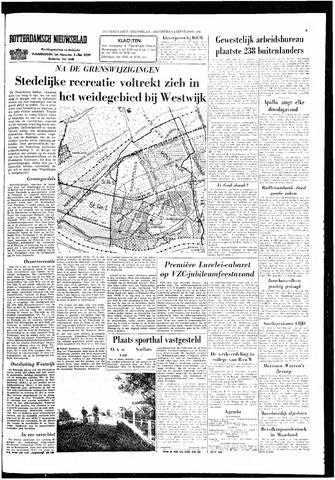 Rotterdamsch Nieuwsblad / Schiedamsche Courant / Rotterdams Dagblad / Waterweg / Algemeen Dagblad 1966-09-08