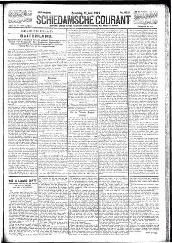 Schiedamsche Courant 1927-06-11