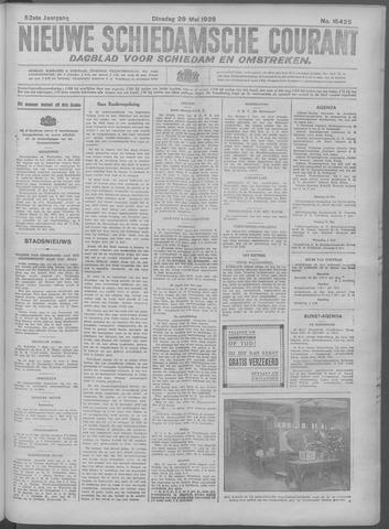 Nieuwe Schiedamsche Courant 1929-05-28