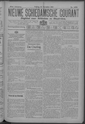 Nieuwe Schiedamsche Courant 1917-11-16