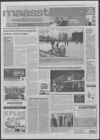 Maaspost / Maasstad / Maasstad Pers 2003