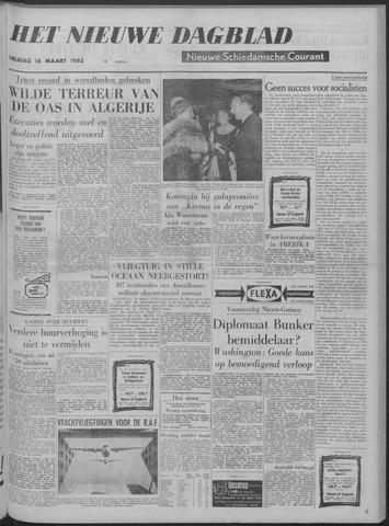 Nieuwe Schiedamsche Courant 1962-03-16