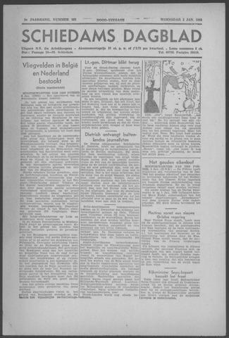 Schiedamsch Dagblad 1945