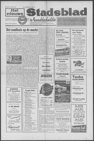 Het Nieuwe Stadsblad 1960-06-10