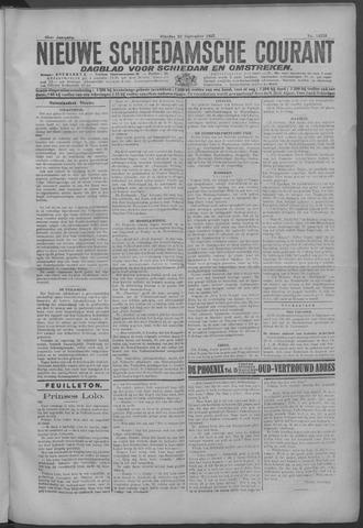 Nieuwe Schiedamsche Courant 1925-09-22