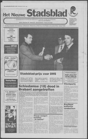 Het Nieuwe Stadsblad 1980-04-09