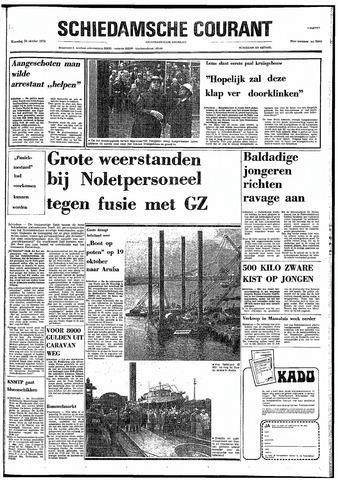 Rotterdamsch Nieuwsblad / Schiedamsche Courant / Rotterdams Dagblad / Waterweg / Algemeen Dagblad 1974-10-16