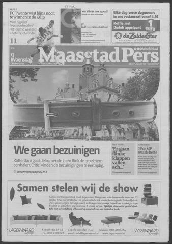 Maaspost / Maasstad / Maasstad Pers 2010-10-13