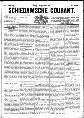 Schiedamsche Courant 1910-09-04