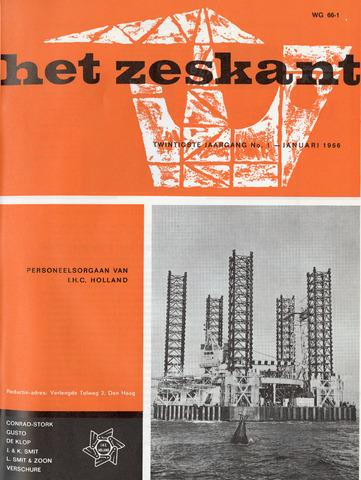 Het Zeskant 1966