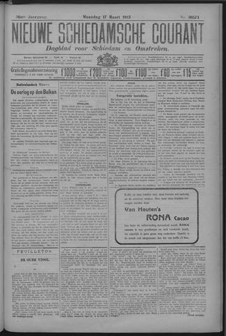 Nieuwe Schiedamsche Courant 1913-03-17