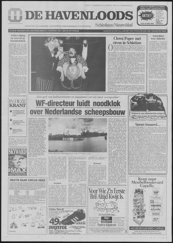 De Havenloods 1992-08-20