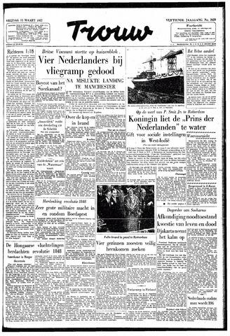 Trouw / De Rotterdammer 1957-03-15