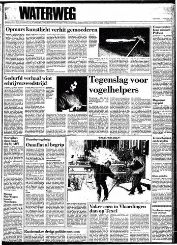 Rotterdamsch Nieuwsblad / Schiedamsche Courant / Rotterdams Dagblad / Waterweg / Algemeen Dagblad 1991-02-11