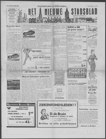 Het Nieuwe Stadsblad 1954-05-12
