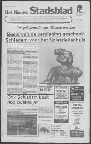 Het Nieuwe Stadsblad 1978-04-14