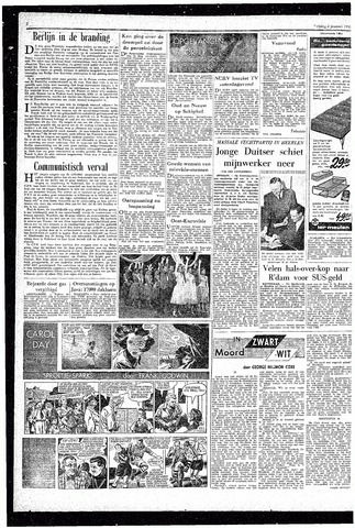 Rotterdamsch Parool / De Schiedammer 1959-01-02
