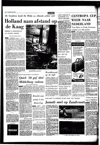 Rotterdamsch Parool / De Schiedammer 1966-07-18