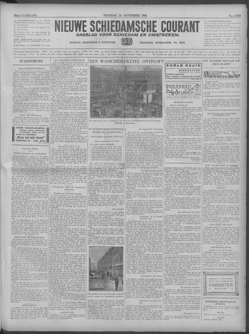 Nieuwe Schiedamsche Courant 1933-11-14
