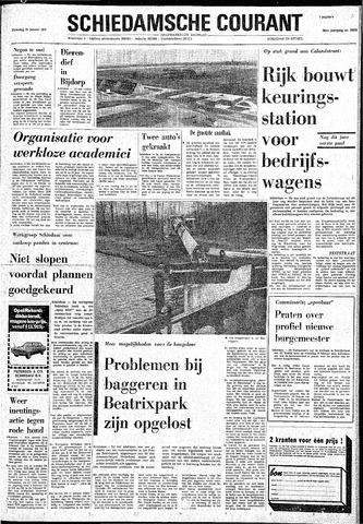Rotterdamsch Nieuwsblad / Schiedamsche Courant / Rotterdams Dagblad / Waterweg / Algemeen Dagblad 1974-01-26