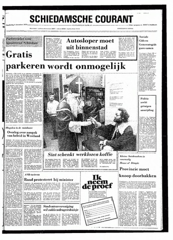 Rotterdamsch Nieuwsblad / Schiedamsche Courant / Rotterdams Dagblad / Waterweg / Algemeen Dagblad 1979-12-06