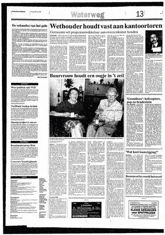 Rotterdamsch Nieuwsblad / Schiedamsche Courant / Rotterdams Dagblad / Waterweg / Algemeen Dagblad 1993-05-28