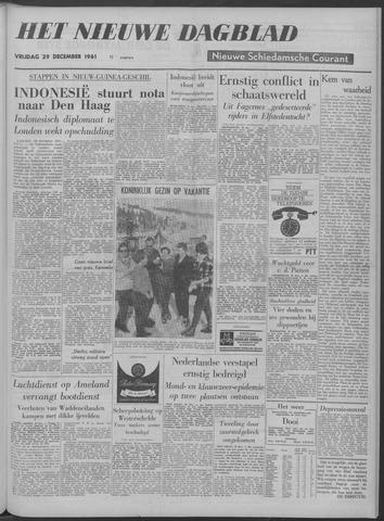 Nieuwe Schiedamsche Courant 1961-12-29