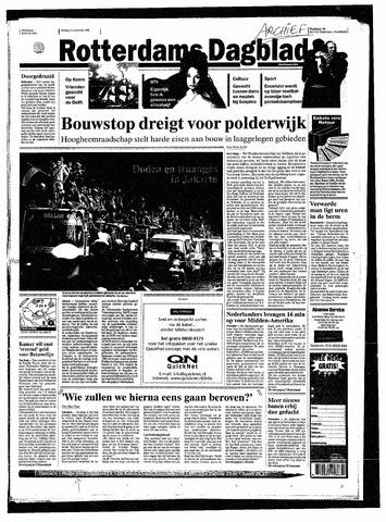 Rotterdamsch Nieuwsblad / Schiedamsche Courant / Rotterdams Dagblad / Waterweg / Algemeen Dagblad 1998-11-13