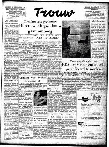 Trouw / De Rotterdammer 1953-12-15