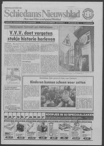 Schiedams Nieuwsblad 1982-12-01