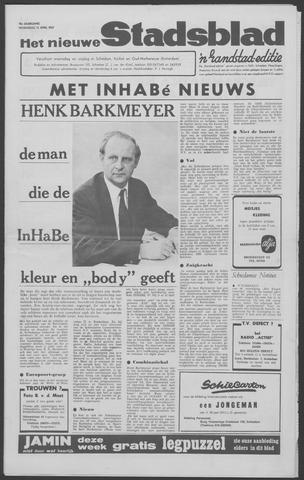 Het Nieuwe Stadsblad 1967-04-12