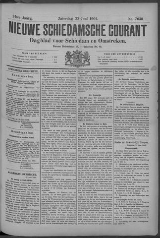 Nieuwe Schiedamsche Courant 1901-06-22